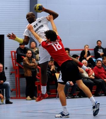Le Handball au cœur du TS Kehl<br>